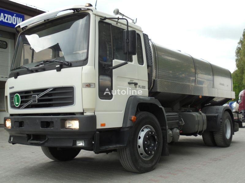 VOLVO FL 220 FL6 milk tanker