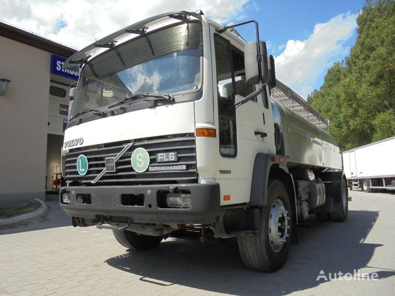 VOLVO FL6 18 milk tanker
