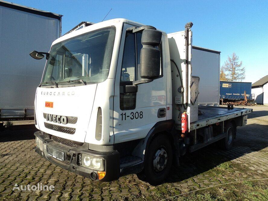 IVECO Eurocargo 75E18 platform truck