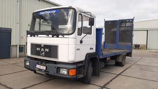 MAN FL 14.192 Euro 1 Winch 15.000kg. platform truck