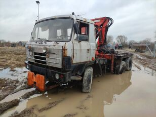 TATRA 815 FOR PARTS platform truck