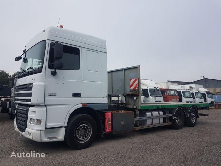 DAF XF105.510 6x2 platform truck