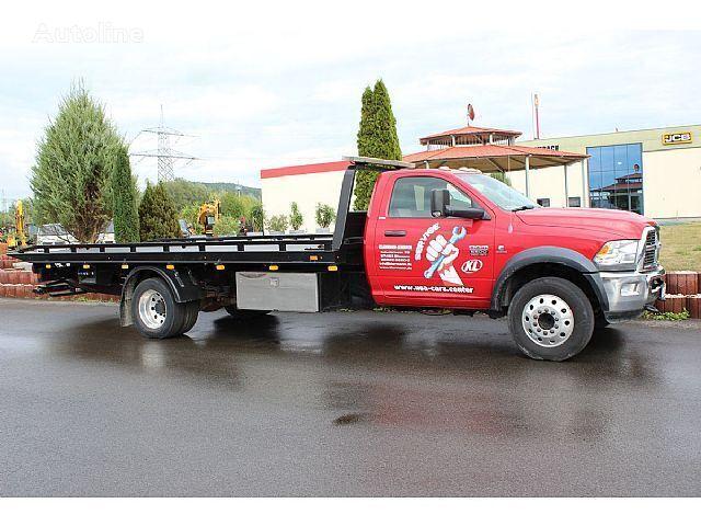 DODGE RAM 5500 Heavy Duty SLT platform truck