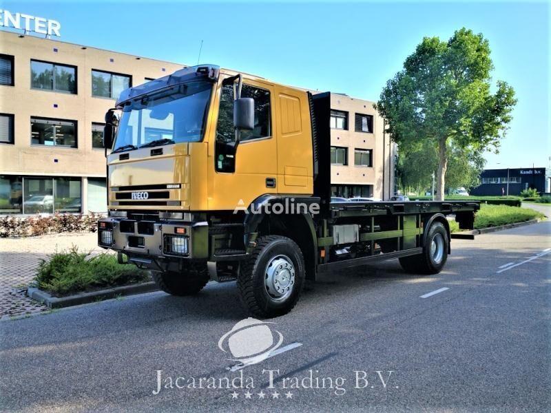 IVECO 190E35 platform truck