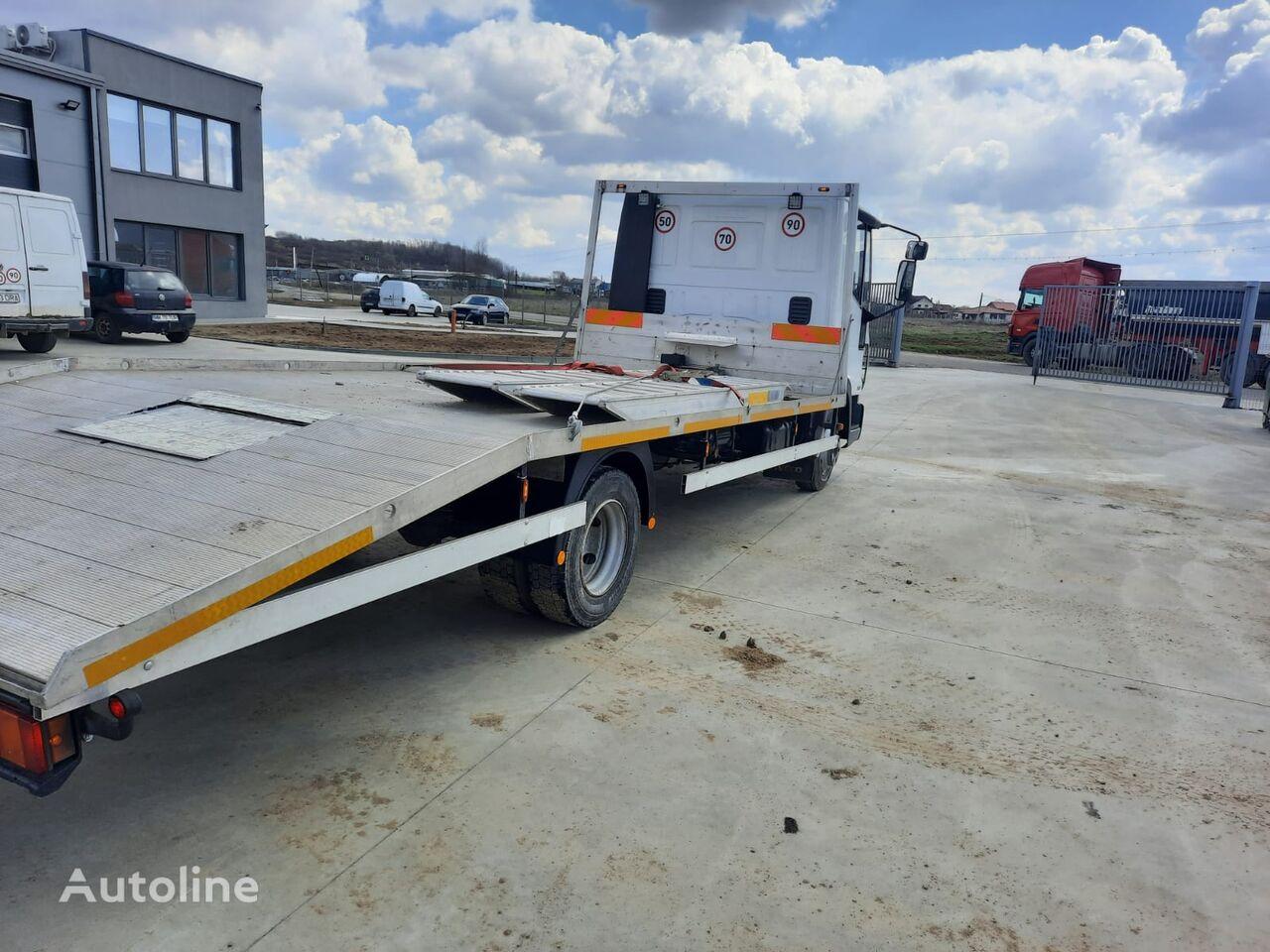 IVECO EuroCargo 75 platform truck