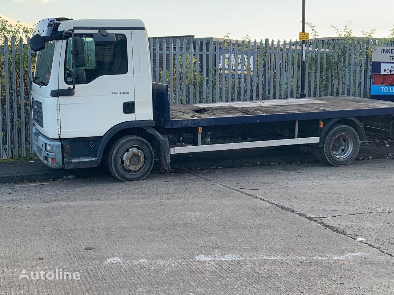 MAN TGL / TGM 2006 – 2012 BREAKING platform truck for parts