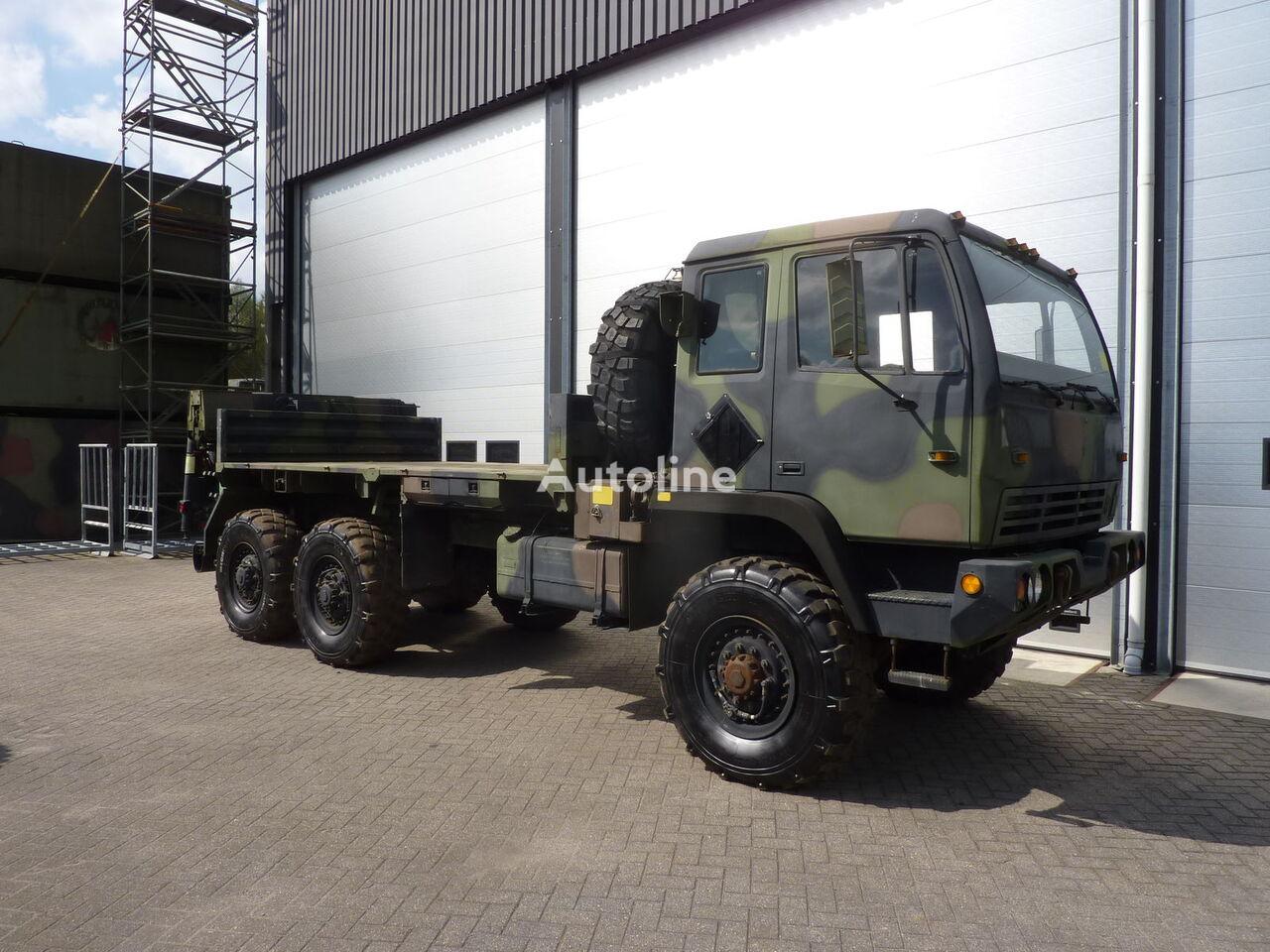RENAULT M1084 MTV  platform truck
