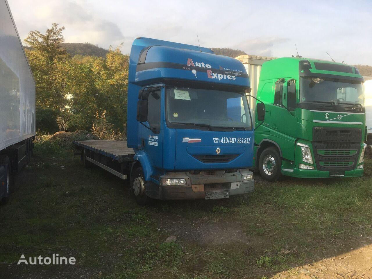 RENAULT Midlum 270.12 4x2 PR platform truck