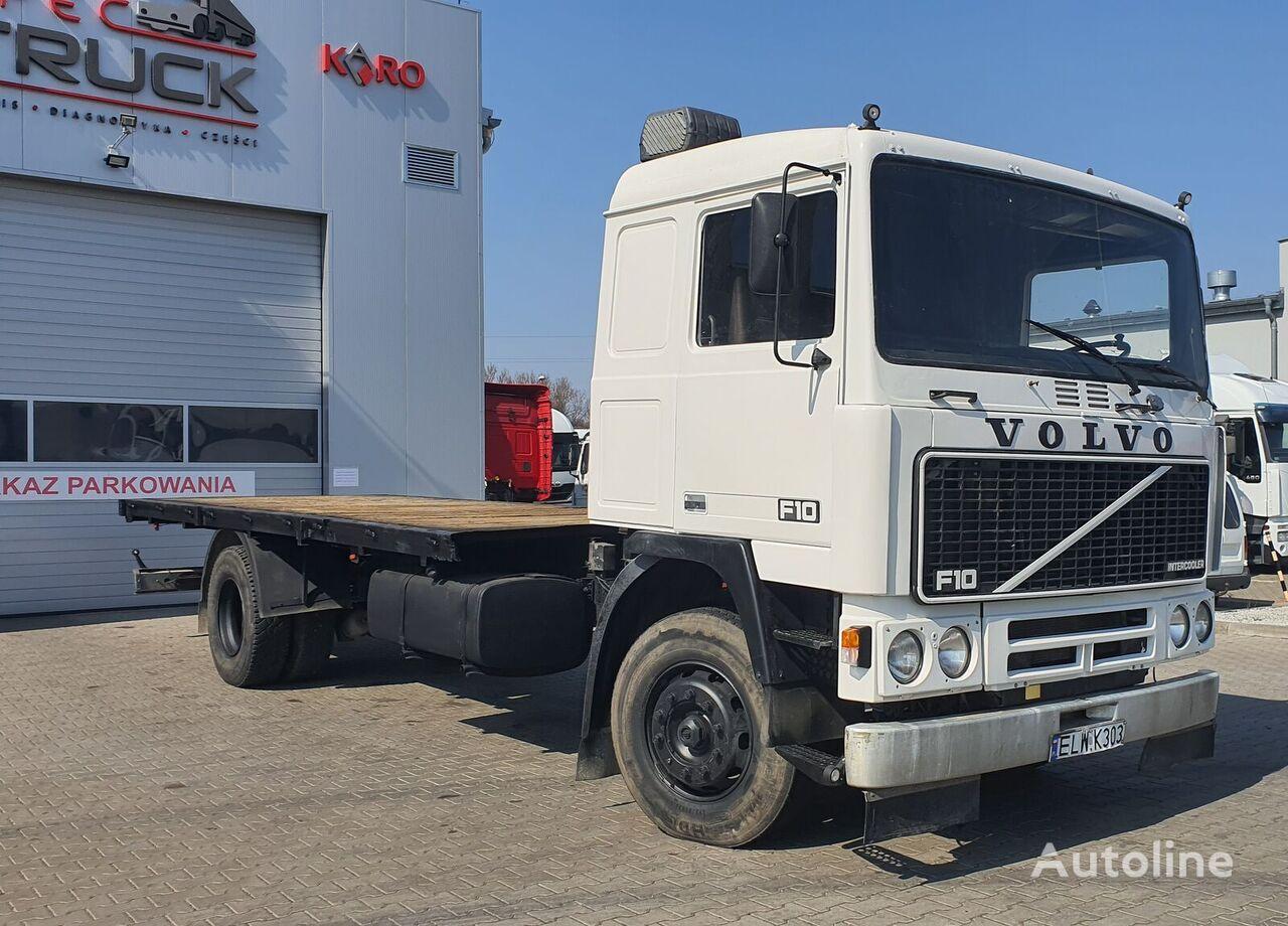 VOLVO F10 360, Full Steel, Euro 2 - M platform truck