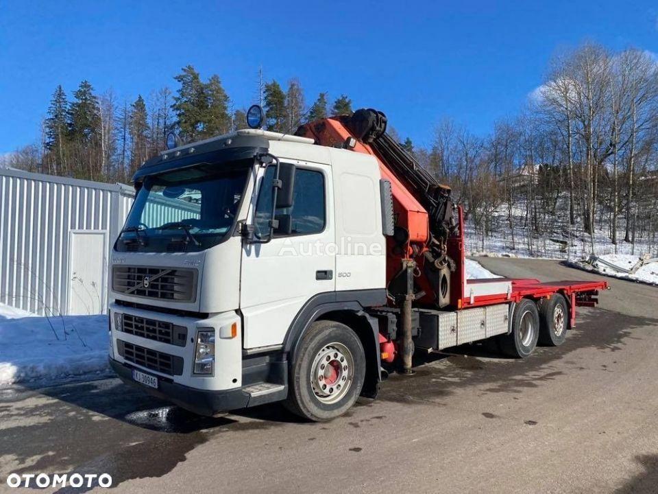 VOLVO FM12 TR.096 platform truck