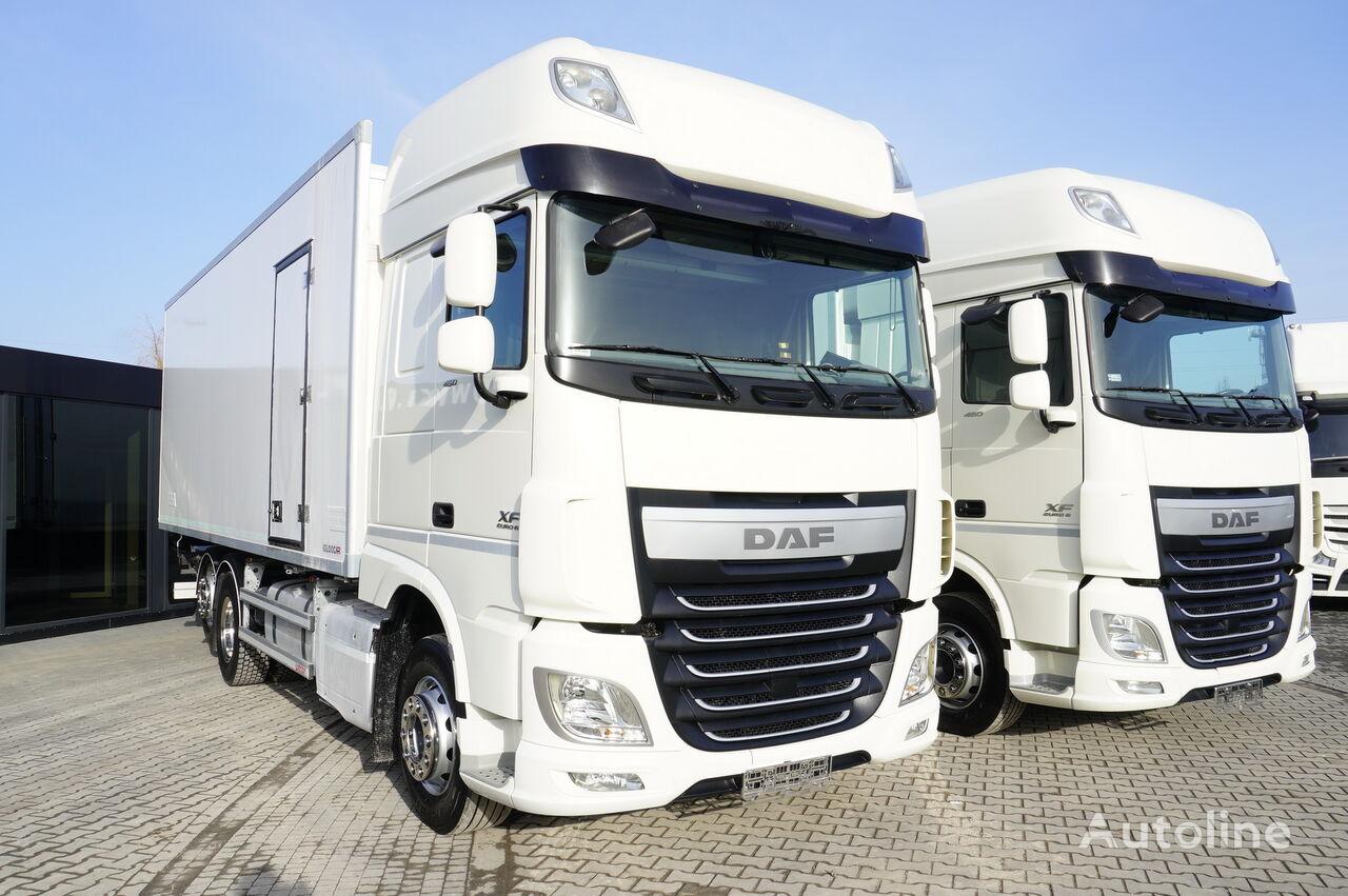 DAF XF 460 SSC, E6, 6x2 , 22 EPAL refrigerated truck