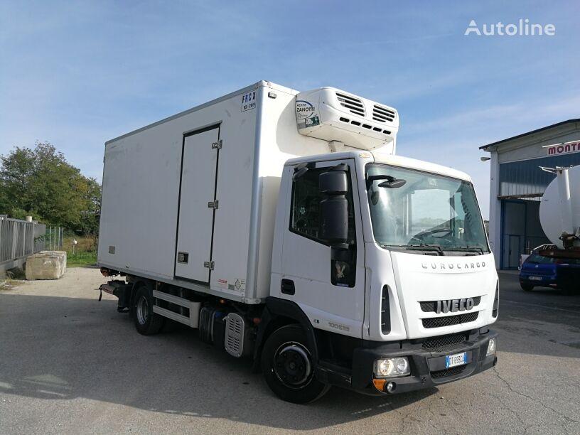 IVECO 100E22P EURO 5 FRIGO + PEDANA , ATP FRC SCAD. 2022 refrigerated truck