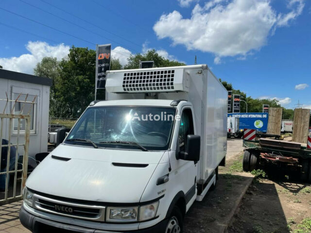 IVECO 50C14 refrigerated truck