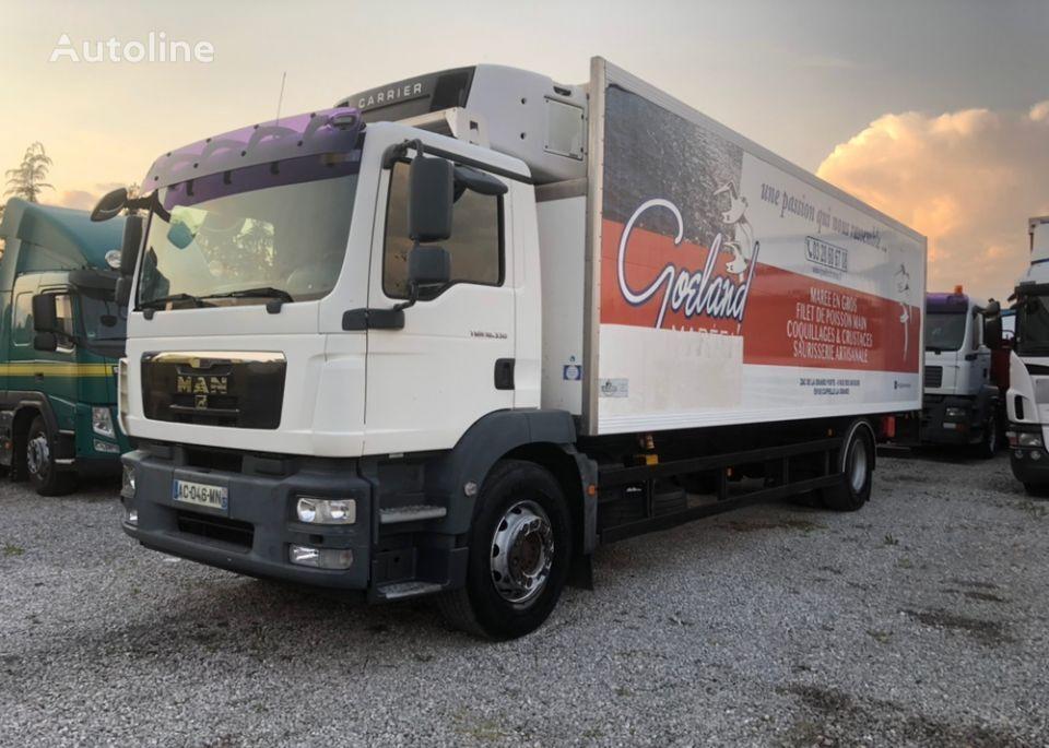 MAN TGM 18.330 refrigerated truck