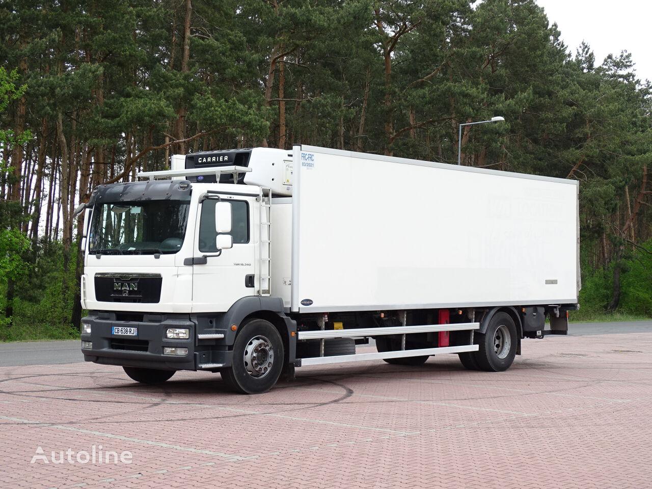 MAN TGM 18.340 refrigerated truck