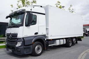 MERCEDES-BENZ Actros 2540 container / 6 x 2 / 18 EP refrigerated truck