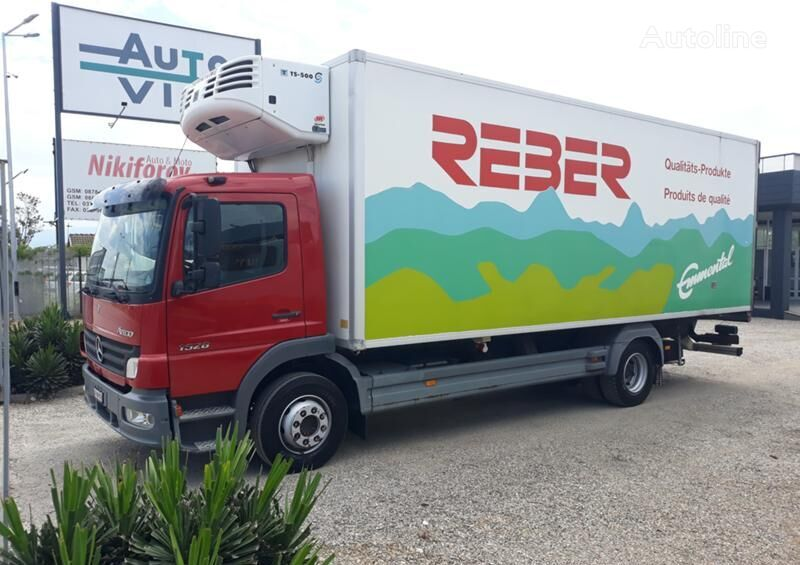 MERCEDES-BENZ Atego 1528 HLADILEN refrigerated truck