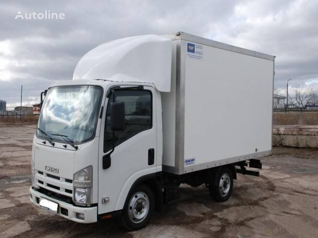 ISUZU NLR-85L refrigerated truck