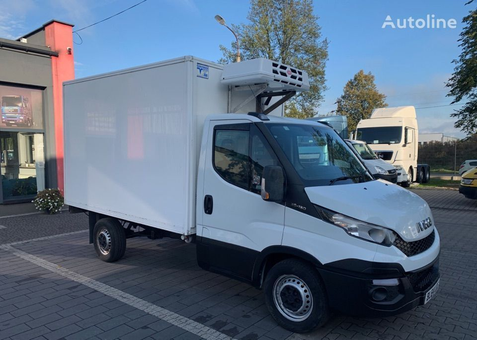 IVECO 35s13 refrigerated truck