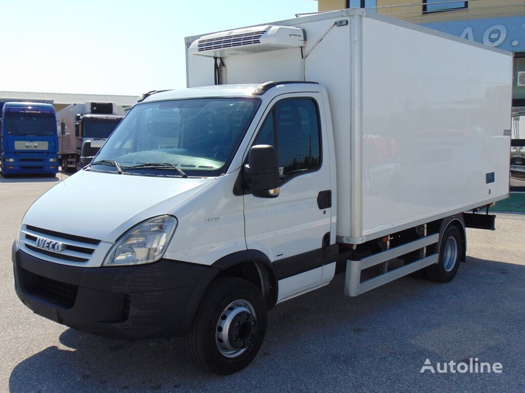 IVECO 65C18 DAILY /EURO 4 refrigerated truck