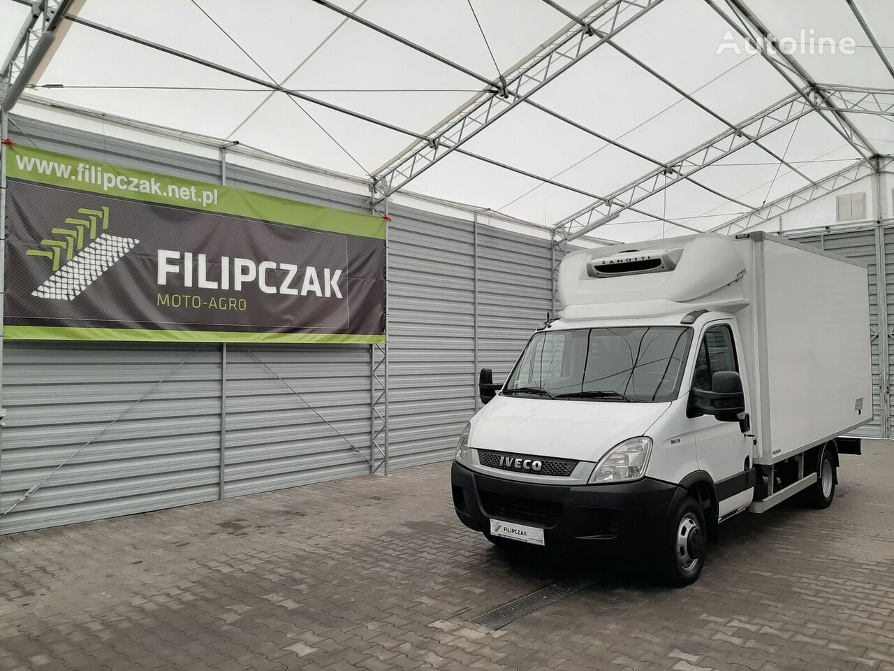 IVECO DAILY 35C15 refrigerated truck