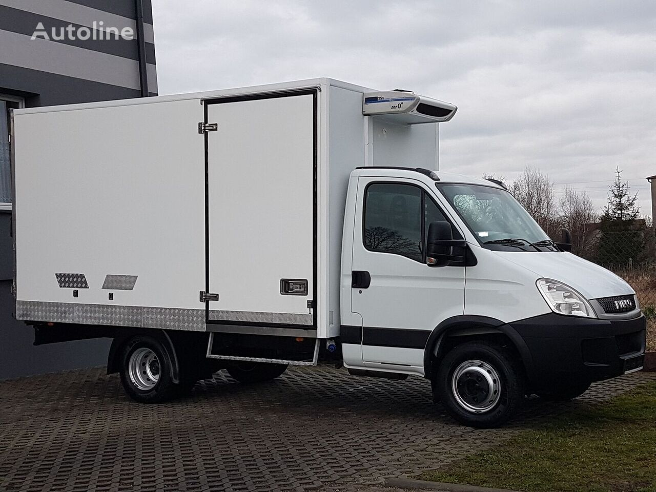 IVECO DAILY 65C17 CHŁODNIA  refrigerated truck