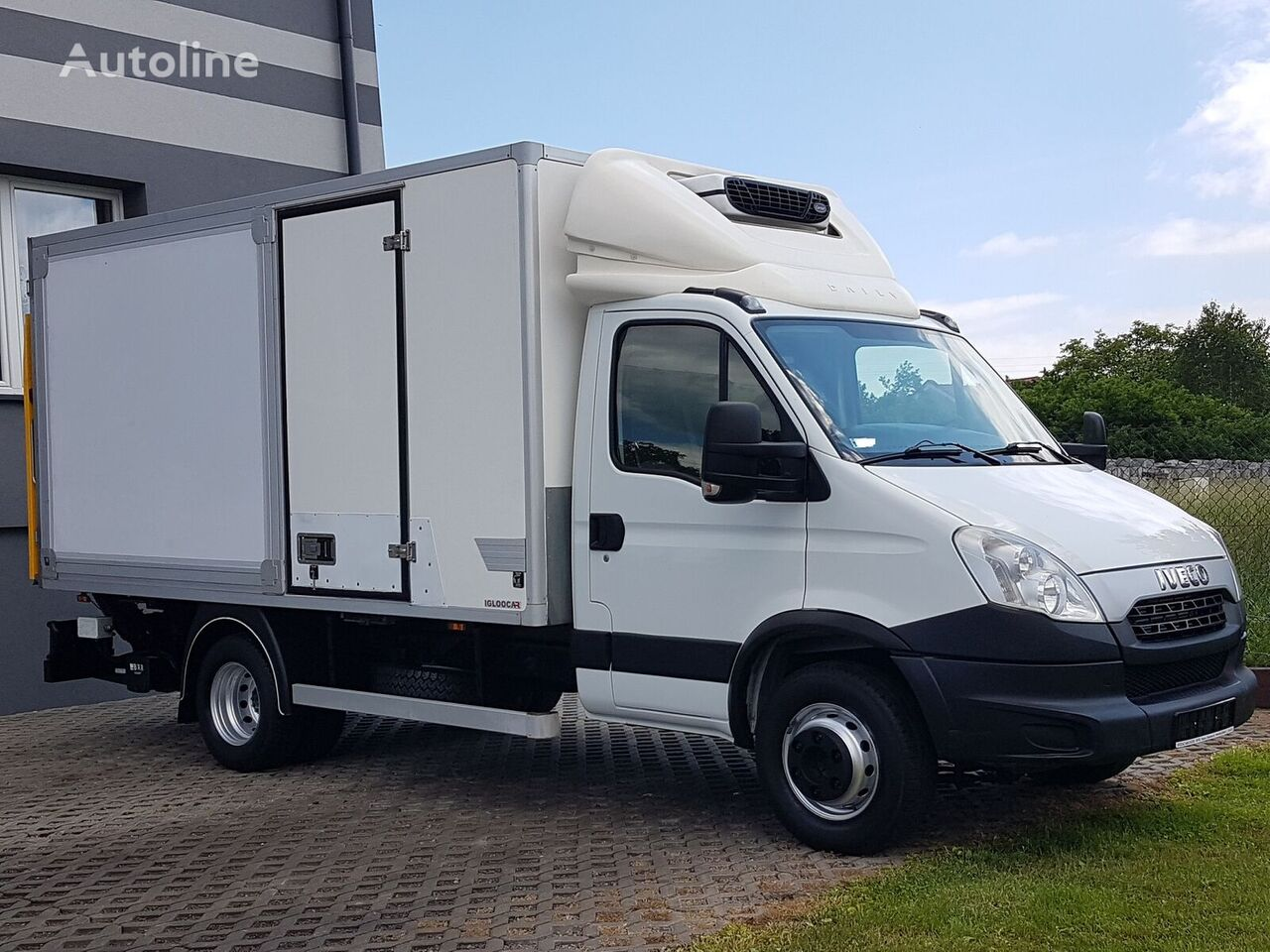 IVECO DAILY 70C17 WINDA 8EP  refrigerated truck