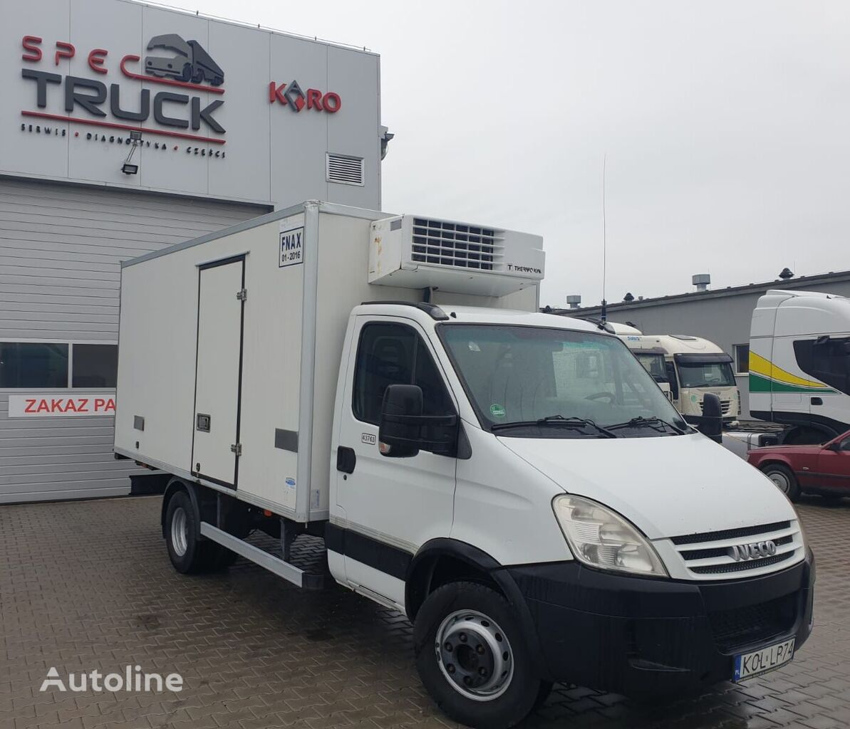 IVECO Daily 65C15, Thermoking V500w, 8 Palet, 3.0 D refrigerated truck