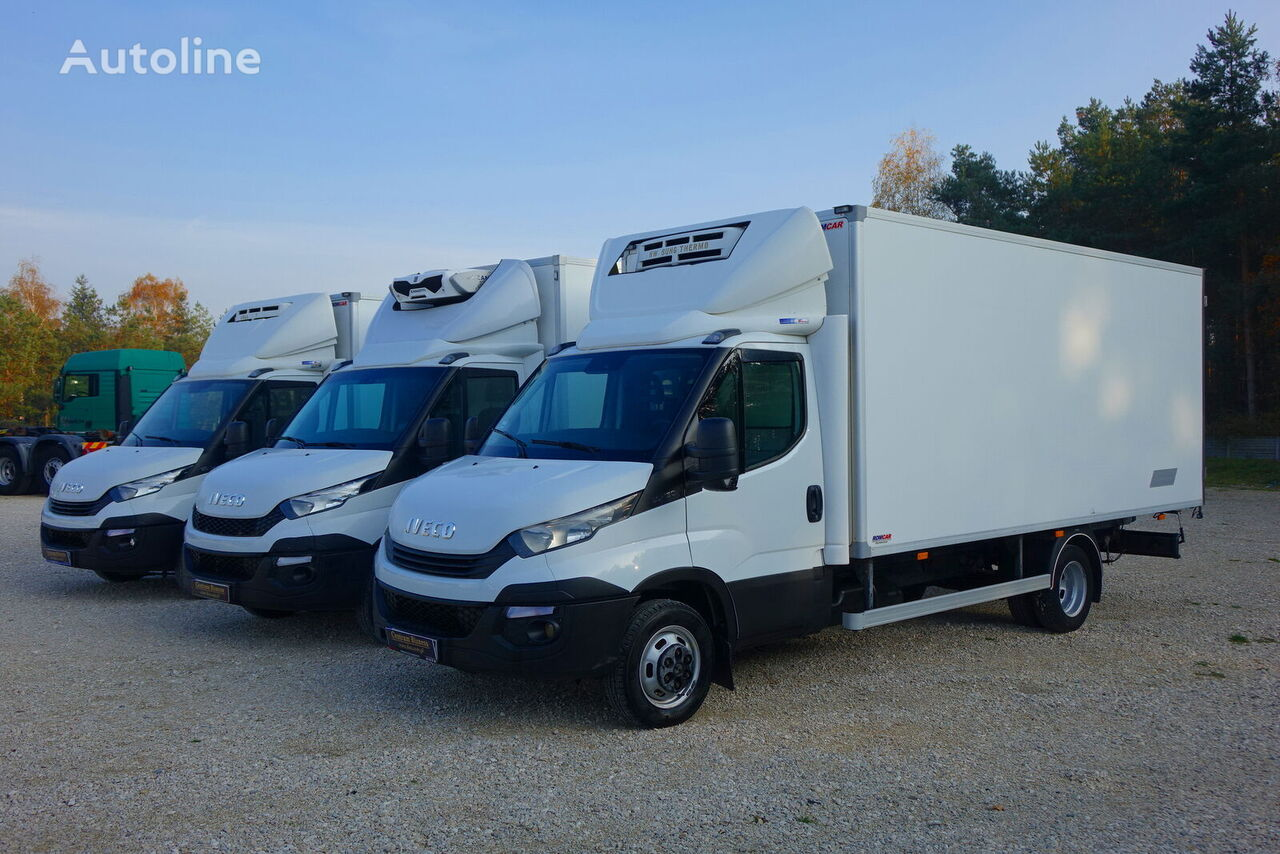 IVECO Iveco 3 SZT DAILY 50c15 / 10 europalet 30 CHŁODNIA MAXI /THERMOK refrigerated truck