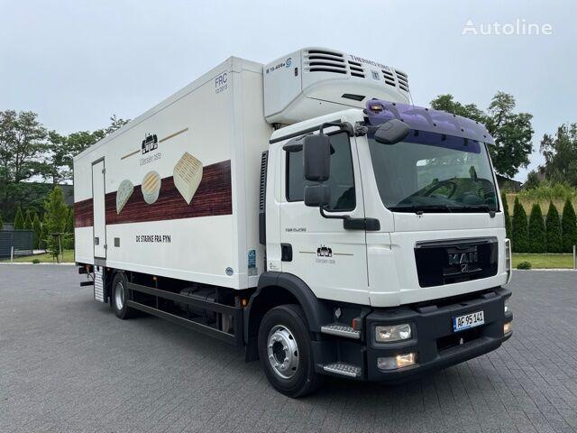 MAN TGM 15.290 refrigerated truck