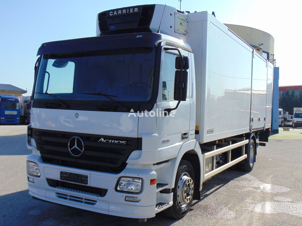 MERCEDES-BENZ 1836 ACTROS  refrigerated truck