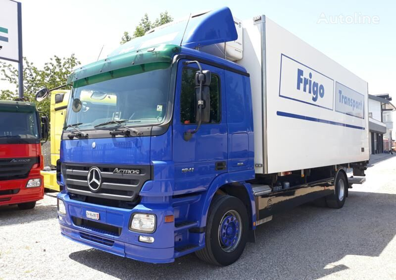 MERCEDES-BENZ Actros 1841 refrigerated truck