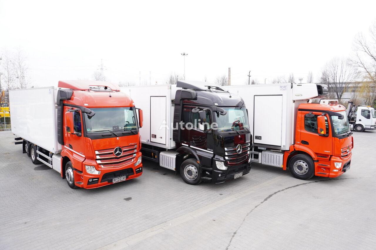 MERCEDES-BENZ Actros 2542 , 2543 , 2545 , 18-22 EPAL , 20 Refrigerator trucks  refrigerated truck
