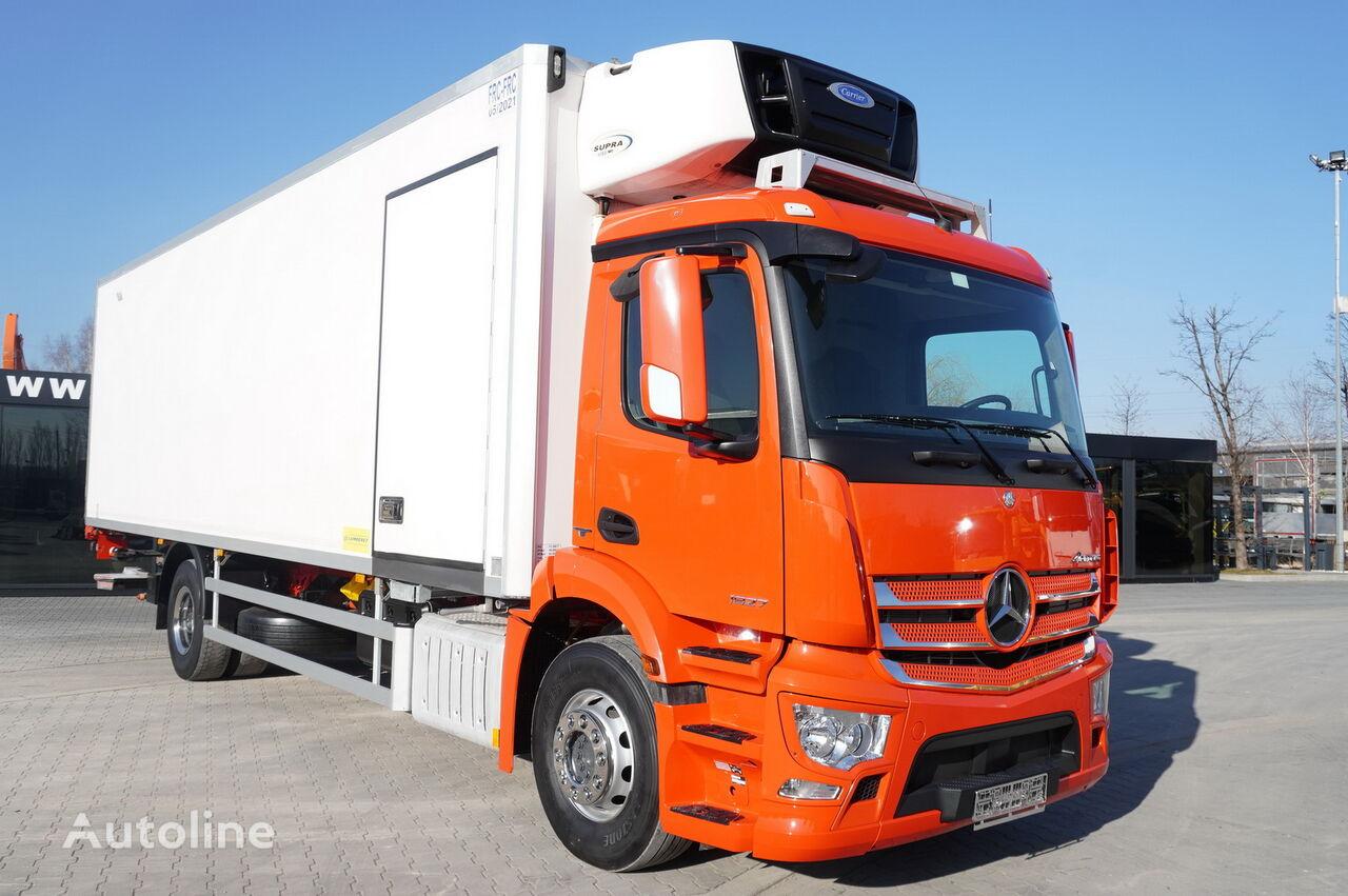 MERCEDES-BENZ Antos 1827 , E6 , 4x2 , 22 EPAL , BI TEMP , side door , lift 2.0 refrigerated truck