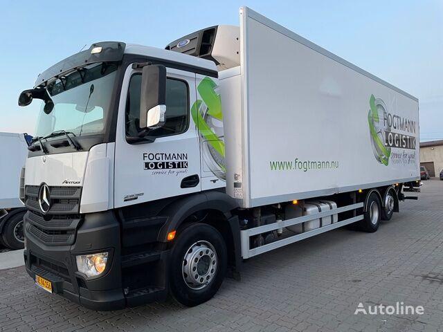 MERCEDES-BENZ Antos 2536 refrigerated truck