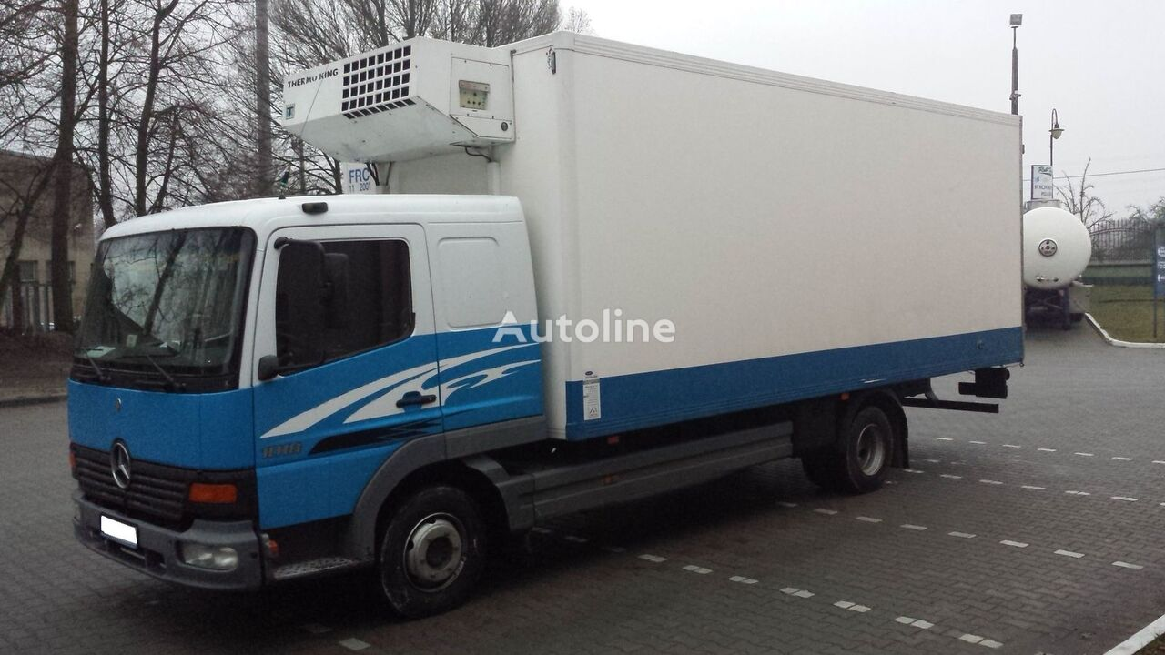 MERCEDES-BENZ Atego 1018 16EP 418611km ! Stan idealny ! refrigerated truck