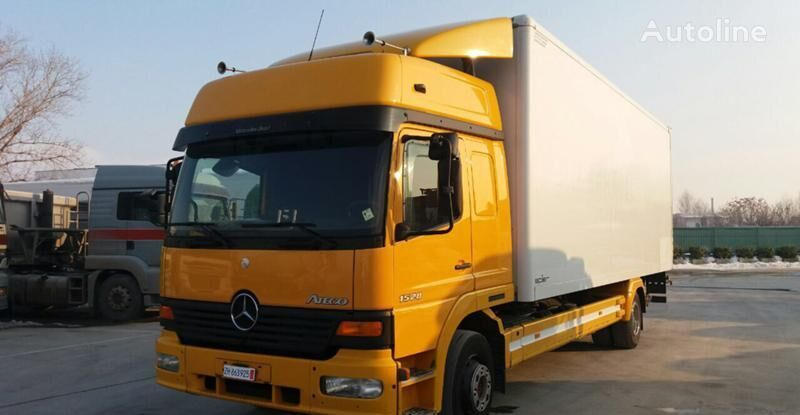 MERCEDES-BENZ Atego 1528 refrigerated truck