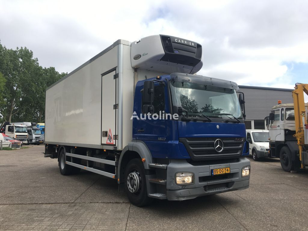 MERCEDES-BENZ Axor 1823 Freeze Truck refrigerated truck