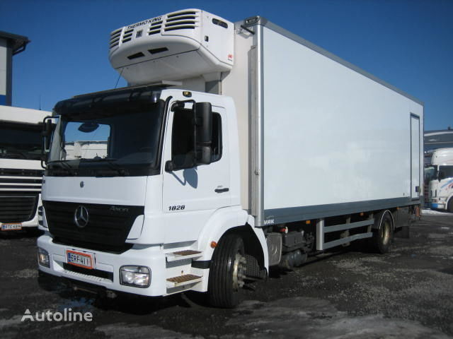 MERCEDES-BENZ Axor 1828 L 57 refrigerated truck