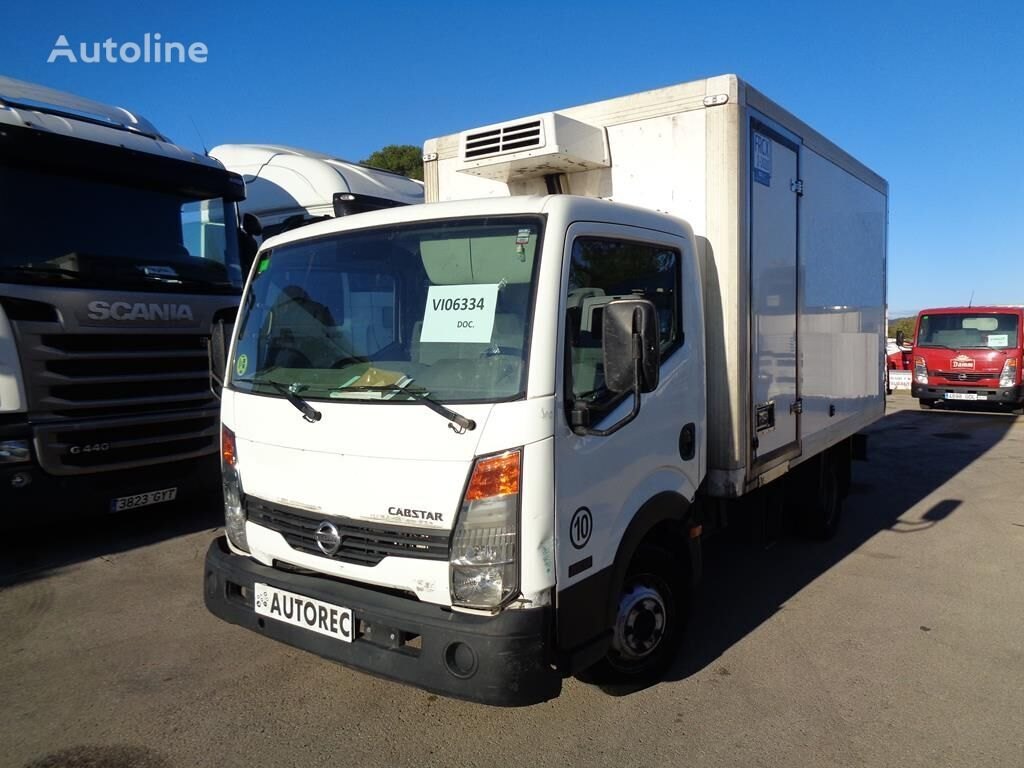 NISSAN Cabstar refrigerated truck