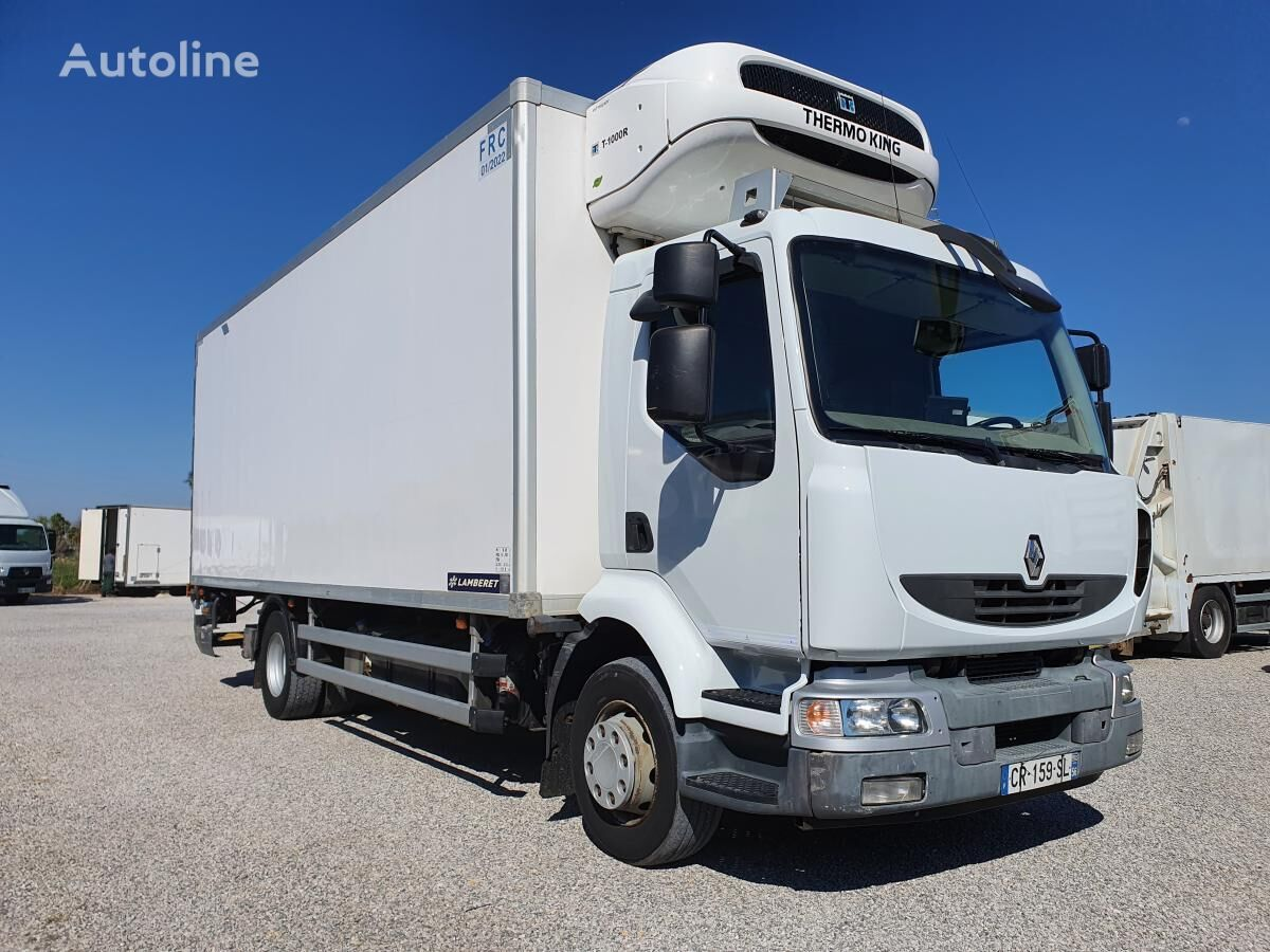 RENAULT Midlum 220.14 DXI refrigerated truck