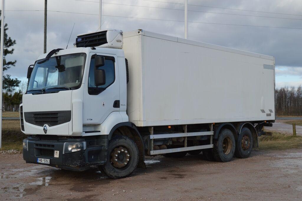 RENAULT Premium 370 refrigerated truck