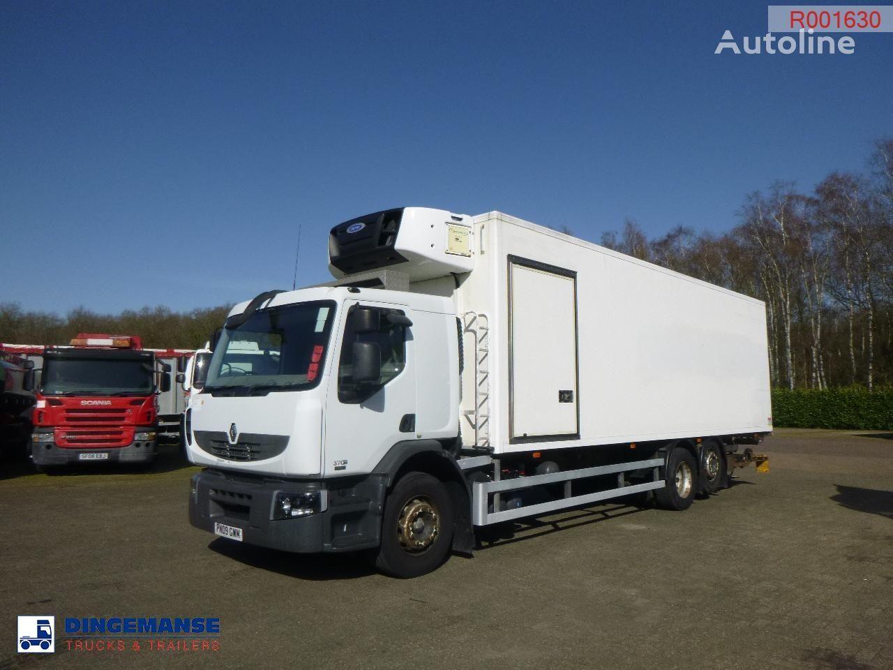 RENAULT Premium 370 dxi 6x2 RHD Carrier Supra 950 MT frigo refrigerated truck