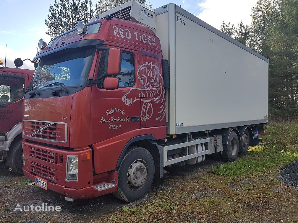 VOLVO FH440  refrigerated truck