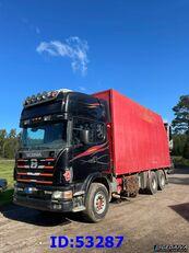 SCANIA R164 580 - 6x4 - Manual - Crane Kesla 2011 year scrap truck