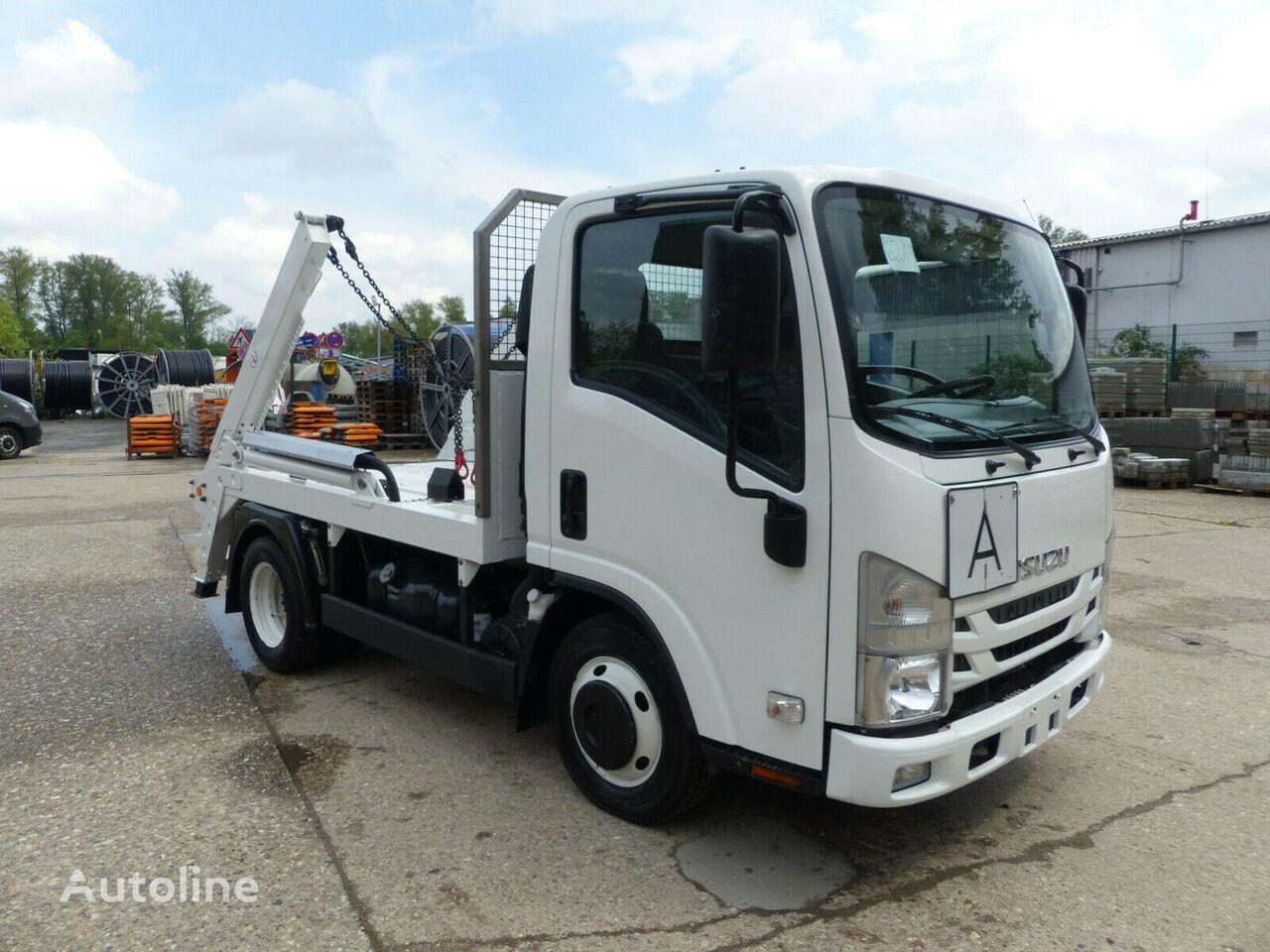 ISUZU N2R 85 E 3.0  skip loader truck