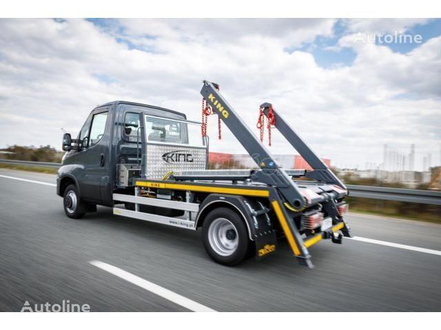 IVECO Daily 50 C 16 Konténeres skip loader truck