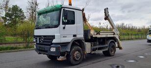 MERCEDES-BENZ Actros 1832 MP2 4x4 skip loader truck