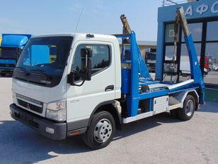 Mitsubishi Fuso CANTER 7C18 skip loader truck