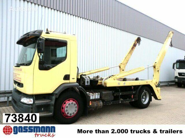 RENAULT Premium / 250 / skip loader truck
